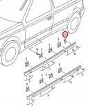 Clip stootlijst deur_8
