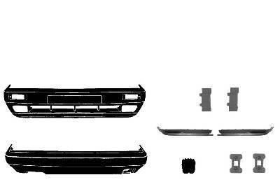 G60 bumper kit